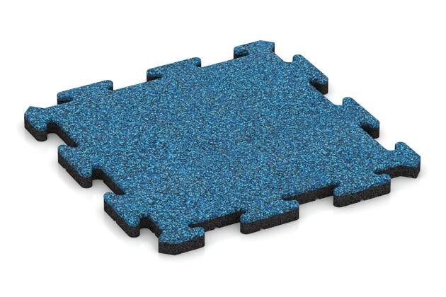 Płyta basenowa von WARCO im Farbdesign Atlantyk mit den Abmessungen 500 x 500 x 30 mm. Produktfoto von Artikel 2735 in der Aufsicht von schräg vorne.